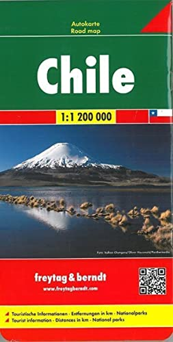 Chile - road map