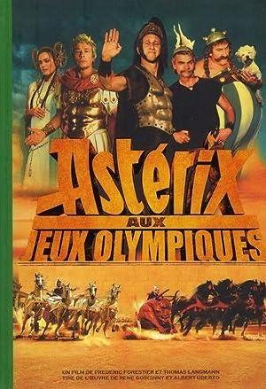 Astérix aux Jeux olympiques: Collectif