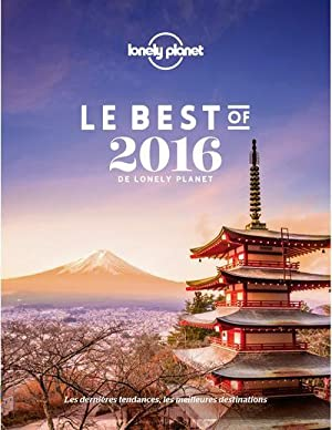 Lonely Planet - le best of 2016