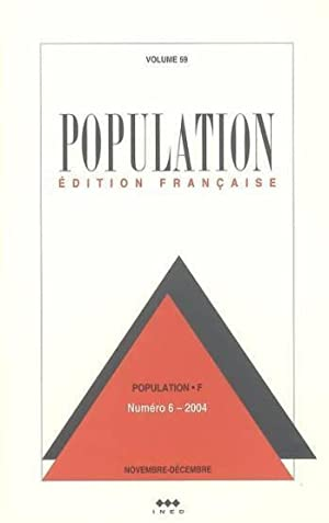population n 6 volume 59 nov-dec 2004