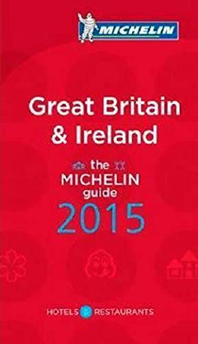 great britain et ireland - the michelin guide 2015
