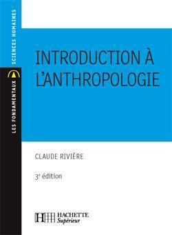 Introduction A L'Anthropologie