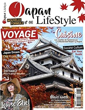 JAPAN LIFESTYLE N.6 - automne-hiver 2016