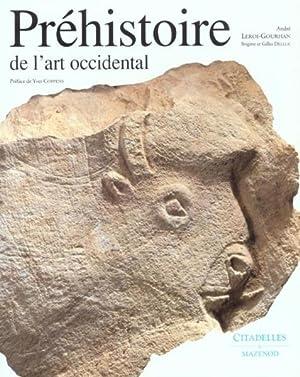prehistoire de l'art occidental: Leroi-Gourhan, Andre