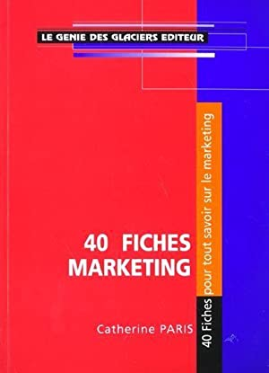 Fiches marketing