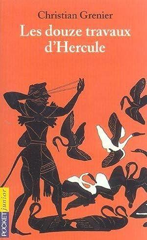 les douze travaux d'Hercule: Collectif