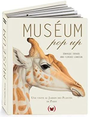 museum pop up - une visite au Jardin des plantes de Paris