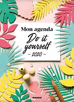 mon agenda do it yourself (édition 2020)