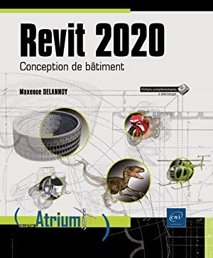 revit 2020 - conception de batiment
