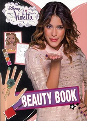 Violetta - beauty book