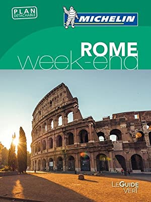 le guide vert week-end - Rome (édition 2017)