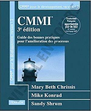 cmmi pour le developpement, 3e edition version 1.3