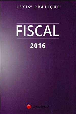 fiscal (édition 2016)