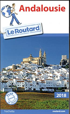 guide du Routard - Andalousie (édition 2018)