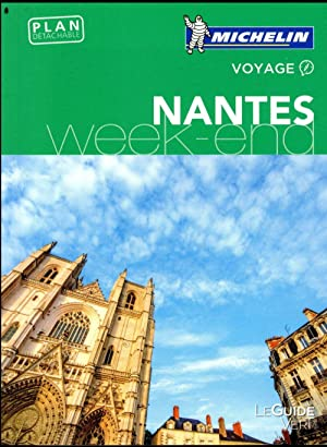 le guide vert week-end - Nantes