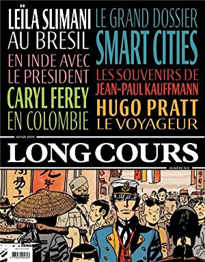 revue long cours T.10 - smart cities