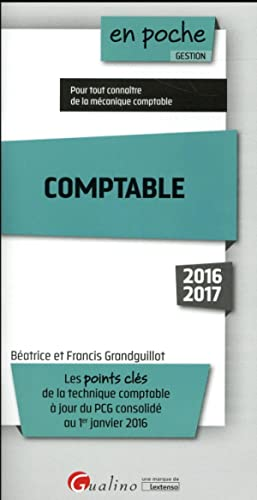 comptable 2016-2017