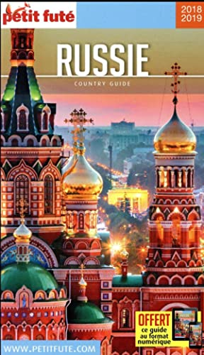GUIDE PETIT FUTE - COUNTRY GUIDE - Russie (édition 2018)