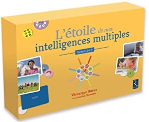 l'étoile de mes intelligences multiples - cycles 1, 2, 3 (édition 2018)
