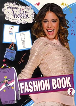 Violetta - fashion book t.2