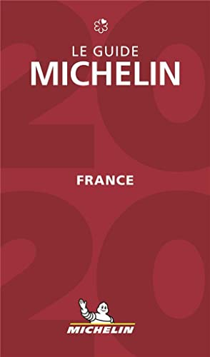 le guide Michelin - France (édition 2020)