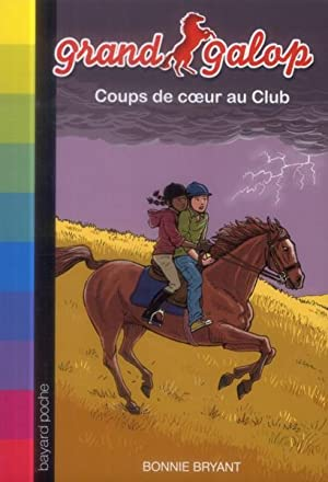 grand galop t.609 - coups de coeur au club