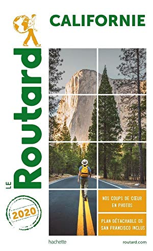 guide du Routard - Californie (édition 2020)