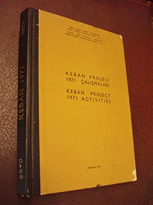 Middle East Technical University: Keban Project Publications,