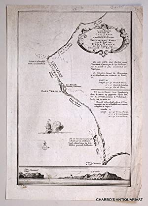Carte exacte de la cote du Cap: BELLIN, N. &
