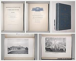 Gedenkboek van de Vrijmetselarij in Nederlandsch Oost-Indië, 1767-1917. Uitgegeven door de ...