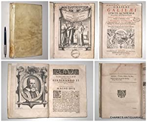 Systema cosmicum: in quo dialogis IV. de: GALILEI, GALILEO,