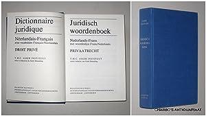 Juridisch woordenboek Nederlands-Frans met woordenlijst Frans-Nederlands: Privaatrecht.: HESSELING, GERTI (T.M.C.