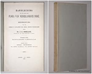 Handleiding tot de kennis der flora van: BOERLAGE, J.G.,