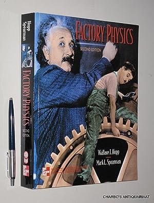 Factory physics.: HOPP, WALLACE J.