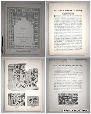 Gandhara sculptures (&) Gandhara sculptures: Some recent: BURGESS, JAMES,