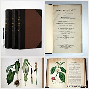 Medical botany; or, illustrations and descriptions of: STEPHENSON, JOHN &