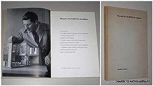 The work of G. Rietveld architect.: BROWN, THEODORE MOREY,