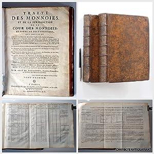 Traité des monnoies, et de la jurisdiction: ABOT DE BAZINGHEN,