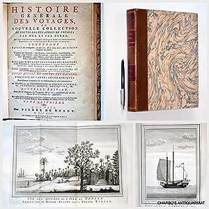 Histoire générale des voyages, ou nouvelle collection: PREVOST D'EXILES, ANTOINE-FRANCOIS