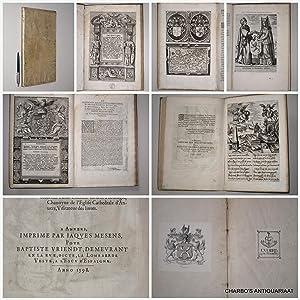 Les genealogies et anciennes descentes des Forestiers: MARTIN, CORNEILLE,