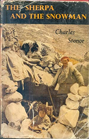 The Sherpa and the Snowman: Stonor, Charles: