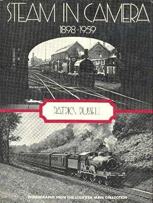 Steam in Camera, 1898-1959: Russell, Patrick J.;