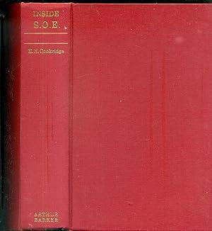 INSIDE S.O.E. The story of special operations: E.H.COOKRIDGE