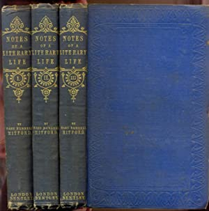 Recollections of a Literary Life; or, Books, Places, and People. ( 3 VOLUMES )