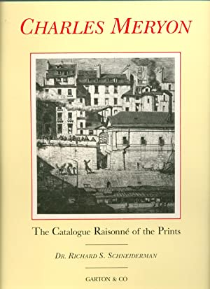 The Catalogue Raisonni of the Prints of: Schneiderman, Richard S.