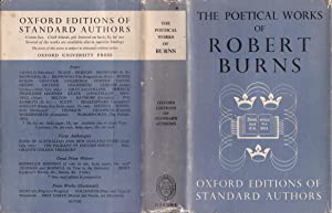 The Poetical Works of Robert Burns: With: Robertson, J. Logie