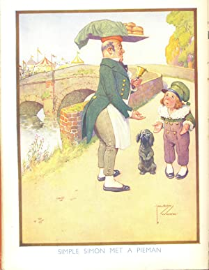 The Youngest Reader's Nursery Rhymes: Lawson Wood
