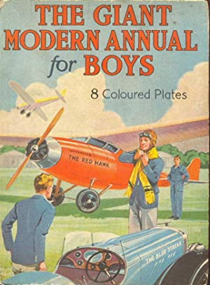 The Giant Modern Annual for Boys
