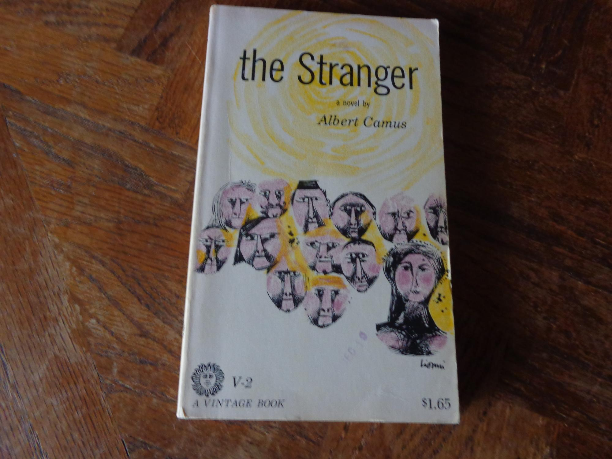 the stranger by albert camus abebooks