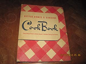 Better Homes & Gardens Cook Book DeLuxe: Food Editors